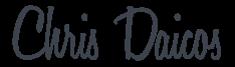 Chris Daicos Logo